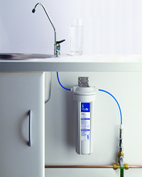 Single Undersink Water Filtration System